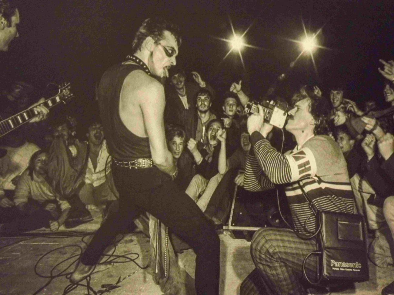 Alisa band live, 1987